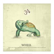 Elephant Yoga, Wheel Pose