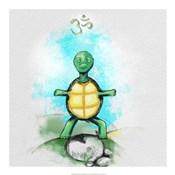 Yoga Turtle I