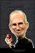 Steve Jobs - Creator, Innovator, Legend