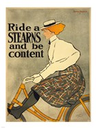 Ride a Stearns Bicycle
