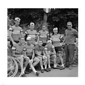 Dutch Team, Tour de France 1960