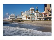 Boardwalk Casinos, Atlantic City, New Jersey, USA