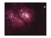Lagoon Nebula in Sagittarius