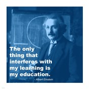 Einstein Education Quote