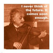 Einstein Future Quote