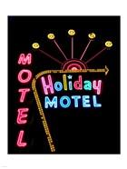 Holiday Motel, Las Vegas, Nevada