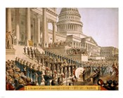Inauguration at the Capital