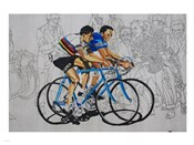 Murales coppi bicycles