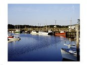 Orleans harbor, Cape Cod, Massachusetts