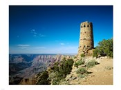 Arizon'a Grand Canyon Watch Tower