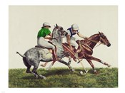 Polo - two horses