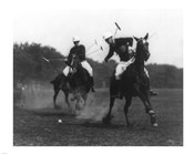 This was the first match of the War Dept. Polo Association Tournament