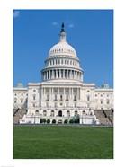 Photo of the Capitol Building, Washington, D.C.