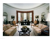 Oval Office The White House Washington, D.C. USA