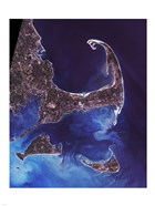 Cape Cod - from space