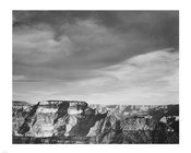 View from the North Rim, Grand Canyon National Park, Arizona, 1933