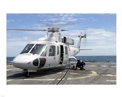 Royal Thai Navy Sikorksy S-76B
