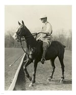 M.J. Waterbury, polo player