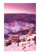 South Rim Grand Canyon National Park Arizona USA