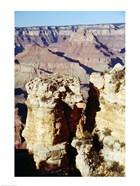 Moran Point Stacks Grand Canyon National Park Arizona USA
