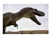 Tyrannosaurus Rex, Royal Tyrrell Museum, Drumheller, Alberta, Canada