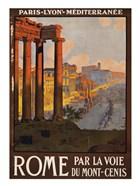 Rome Vintage Travel