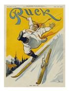 The lost ski