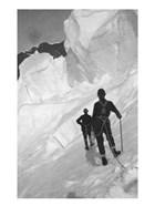Climbing Mt Mckinley