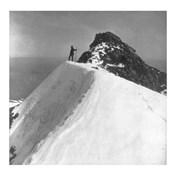 Washington - Mount Rainier Top of Gibralter Rock