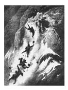 Matterhorn disaster Gustav Dore