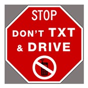 Don&#39;t Text And Drive