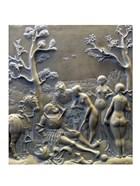 Judgement of Paris, c. 1529, Solnhofen limestone Aphrodite