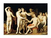 The Judgment of Paris Aphrodite