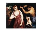 Venus, Mars and Cupid