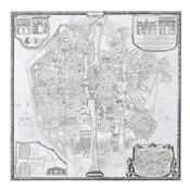 1676 Plan de Bullet et Blondel