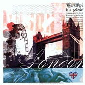 London Stamps - Mini