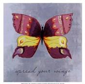 Spread your wings -mini