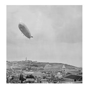 Graf Zeppelin Over Jerusalem
