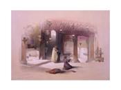 Shrine of the Nativity Bethlehem April 6th 1839