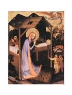 The Adoration of Jesus