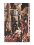 Oberried Altarpiece, The Birth of Christ