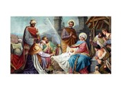 Adoration of the Shepherds and the Magi