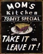 Mom&#39;s Kitchen