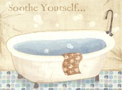 Mosaic Bath I