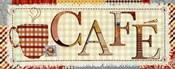 Patchwork Cafe I