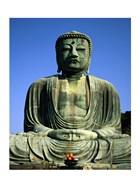Statue of Buddha, Kamakura, Japan