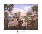 Kay lamb Shannon - Church Picnic Size 16x20