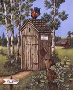 Outhouse - Rooster