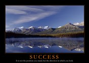 Success - mountains