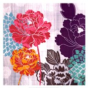 Peony Patterns I
